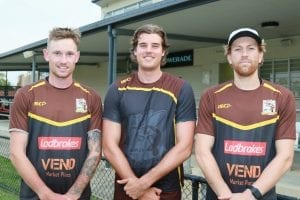 New Neafl Players