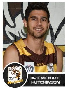 23. Michael Hutchinson