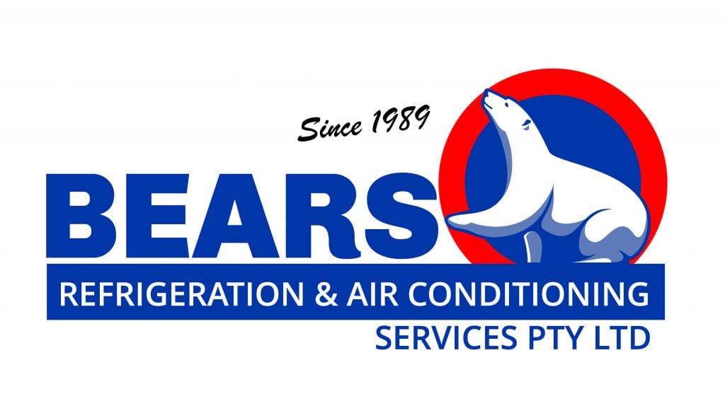 Bears Refrigeration Logo
