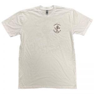 Mens White Heritage Shirt 2