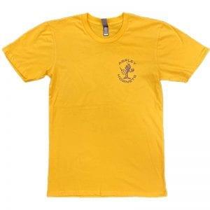 Mens Yellow Heritage Shirt 2