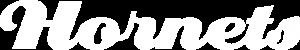 Hornets Logo Vector -WHITE