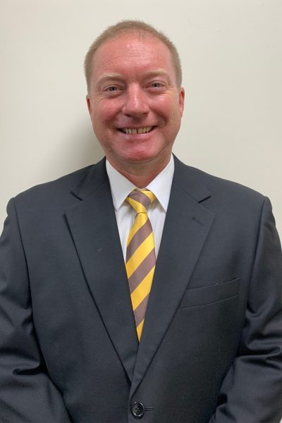 Bevan Dunlop - Director of Junior and Youth Football