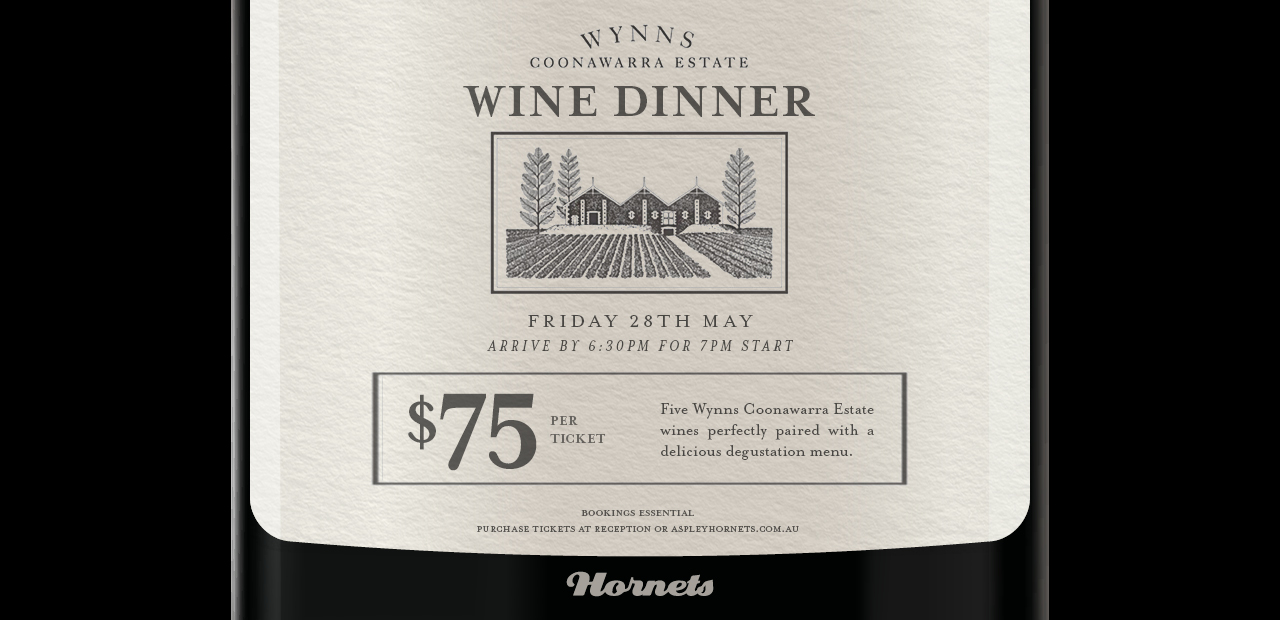 HO0167865 Wynns Coonawarra Estate Wine Dinner_DJ EDGE